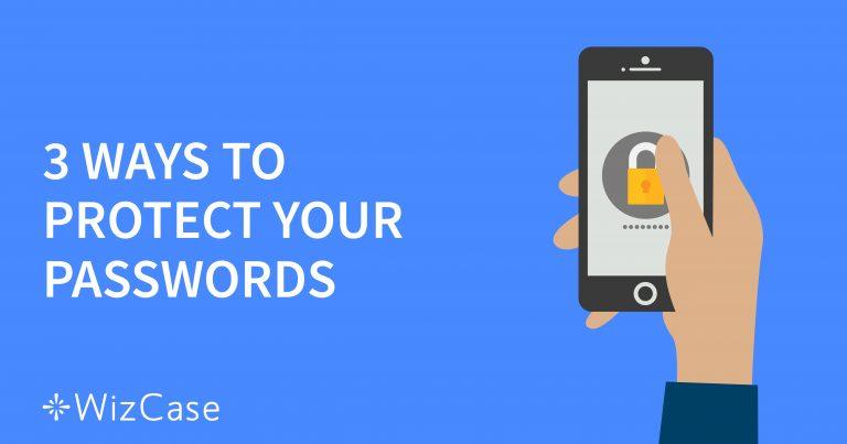 Hoe je je online wachtwoorden veilig kunt houden