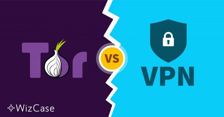 Tor vs. VPN – Welke is het veiligst?