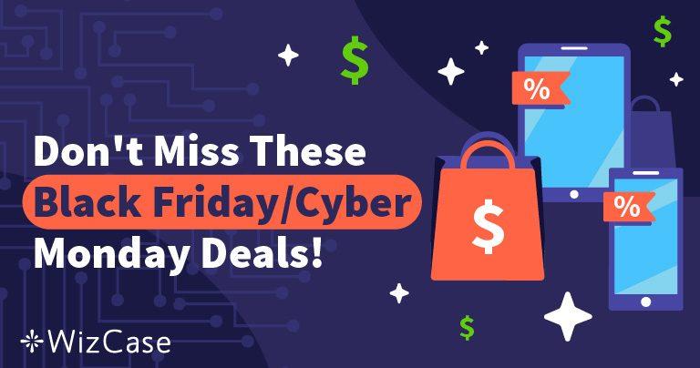 De Beste VPN-Deals voor Black Friday en Cyber Monday in 2019