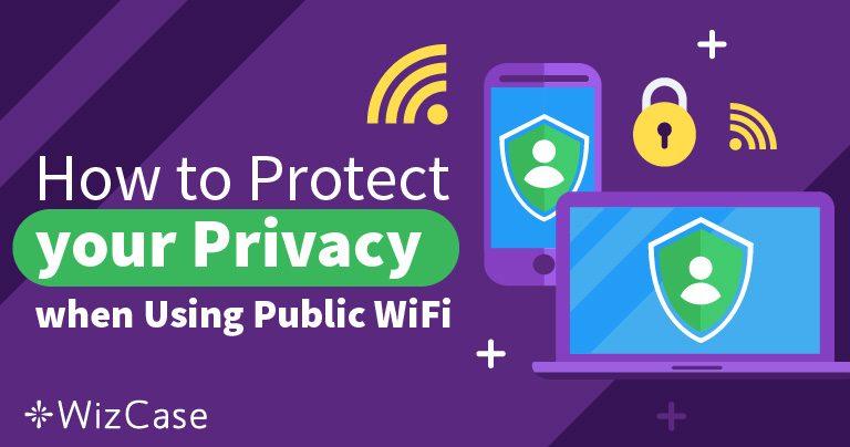 Veiligheidsproblemen Met Openbare Wifi Wizcase