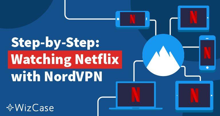 Netflix Deblokkeren Met NordVPN Is Snel, Goedkoop & Makkelijk Wizcase