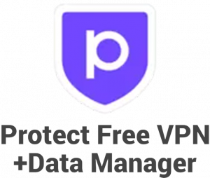 Protect Free VPN and Data Manager