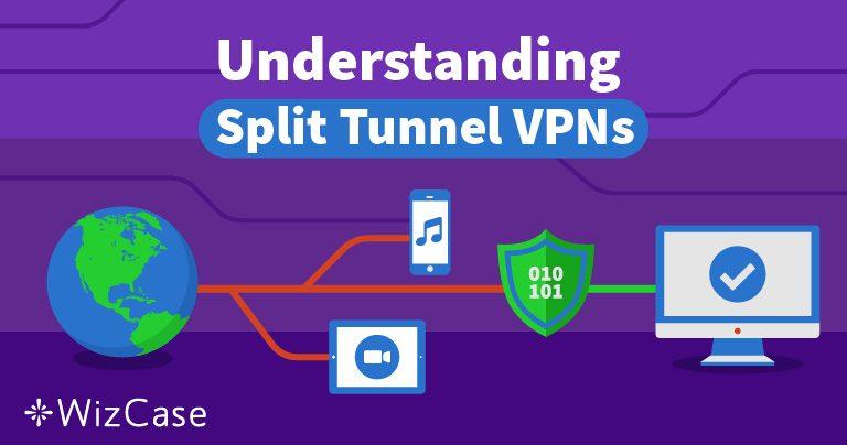 Wat is VPN split-tunneling en hoe je er voordeel uit kunt halen Wizcase