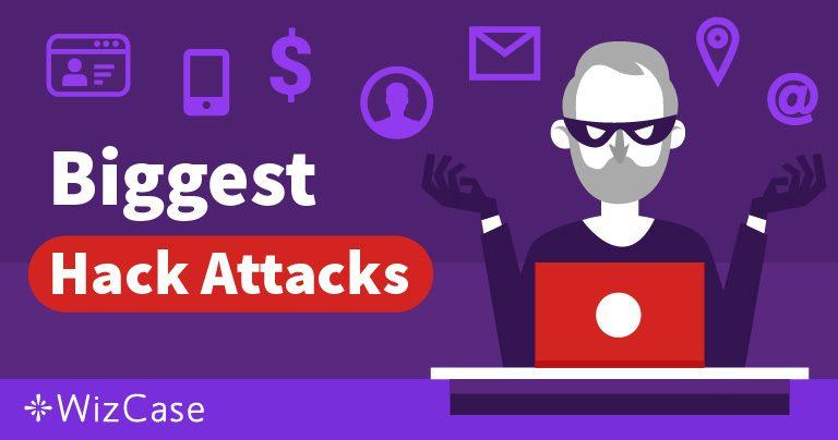 De Top 15 grootste hacking-aanvallen