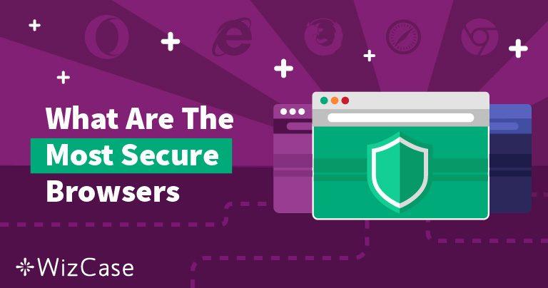 10 beste veilige webbrowsers voor privacy in 2021 (GETEST)