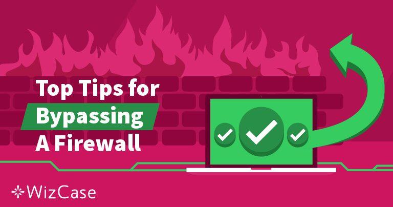 Wat is een firewall en hoe kan een VPN dit omzeilen?