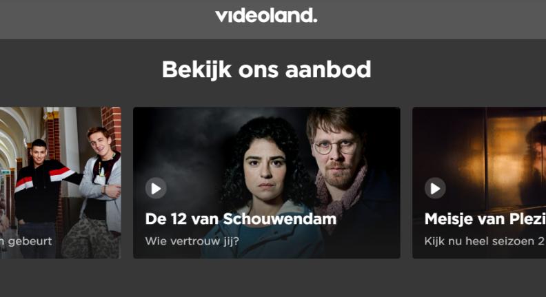 Hoe je Videoland Kijkt Buiten Nederland in 2020