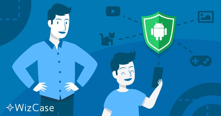 Beste apps voor ouderlijk toezicht op Android – getest juni 2021
