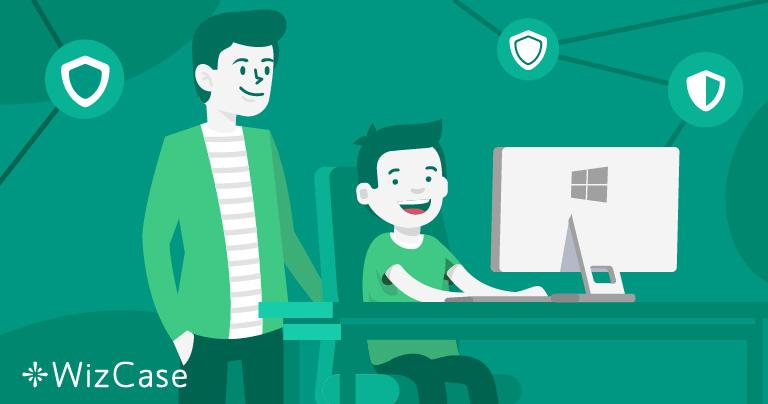 Top 5 software voor ouderlijk toezicht op Windows in 2021