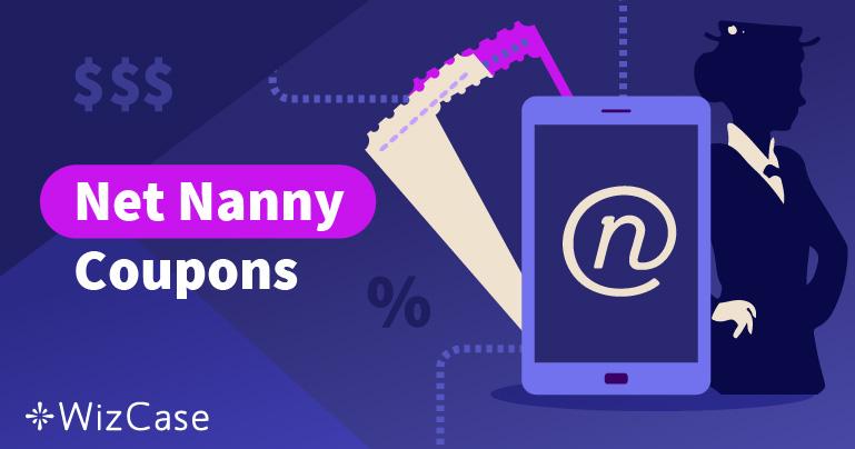Geldige Net Nanny-korting voor September 2021: bespaar vandaag nog tot 30%