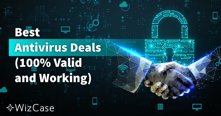 Beste geldige coupons voor antivirus in September 2021