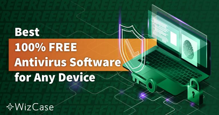 6 beste GRATIS antivirus voor pc, Mac en telefoon (2021)