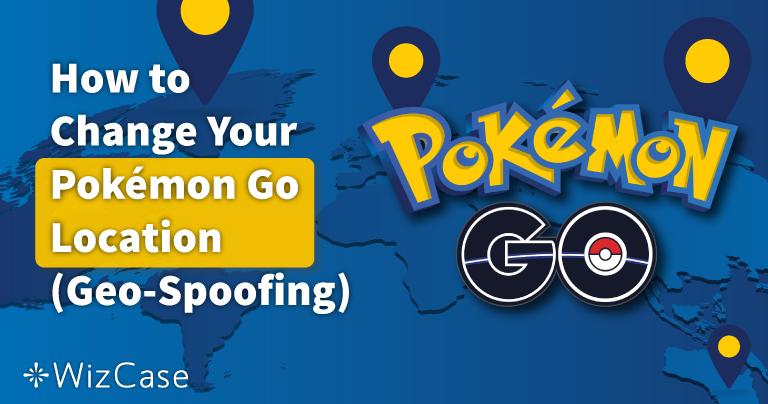 Je locatie wijzigen in Pokemon GO in 2021